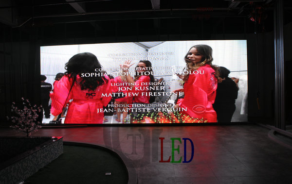 Outdoor Rental led display china P6 full color 21.56sqm